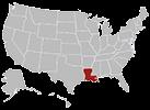 Shreveport map