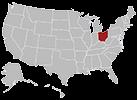Cincinnati map