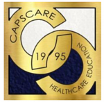 Capscare Healthcare Education  logo