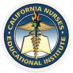 California Nurses Educational Institute  logo